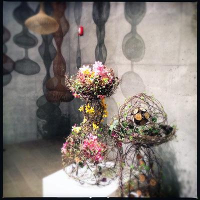 Ruth Asawa Sculptures