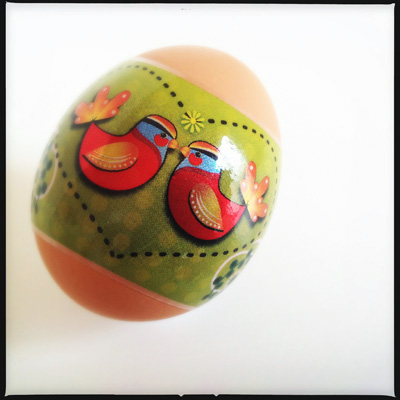 Love Bird Pysanky