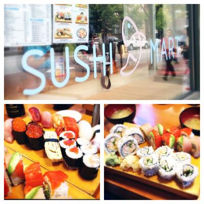 Sushi Mart