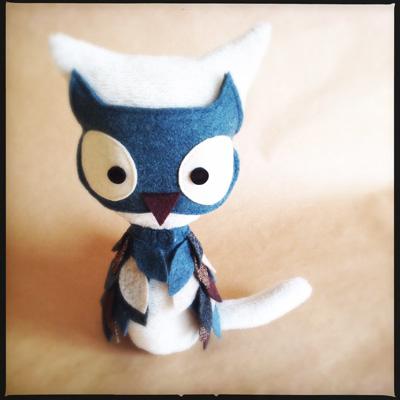Owl'oween Kitty