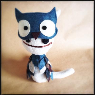 Owl'oween Costume