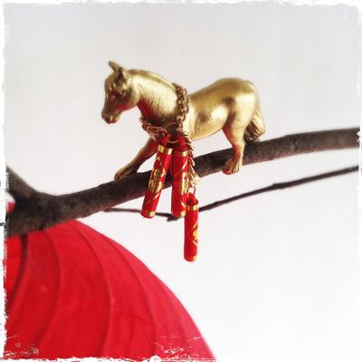 Firecracker Horse